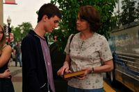 Ryan Kelley & Sigourney Weaver in 'PrayersForBobby'