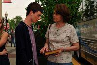 Ryan Kelley & Sigourney Weaver in 'PrayersForBobby'