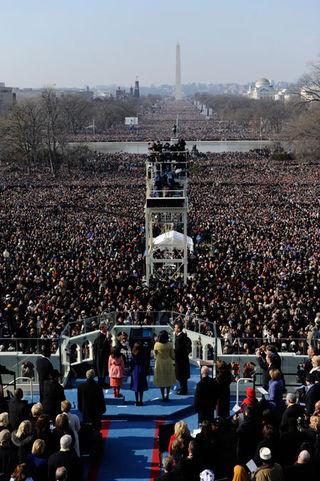 Inaugural-crowd