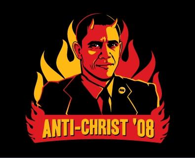Antichrist-obama