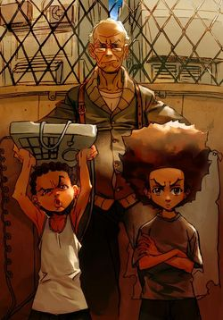 BOONDOCKS__TOUGH_LOVE_by_LeSean
