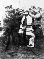 OrthodoxJew-abused by Nazis