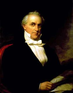 James Buchanan - 15th President