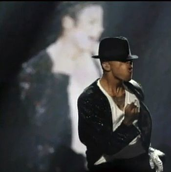 ChrisBrown-MJtribute