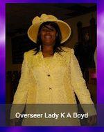 Lady Karla Boyd