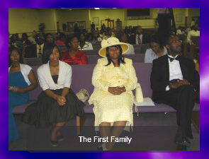 First Family - The Church at New Orleans