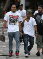 Chris-brown-omarion-short