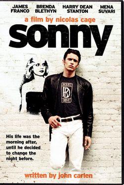 James France- SONNY poster