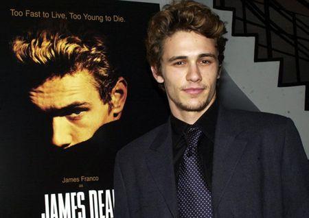 James Franco-Dean poster