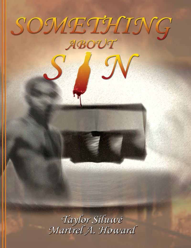 Something About Sin Cover