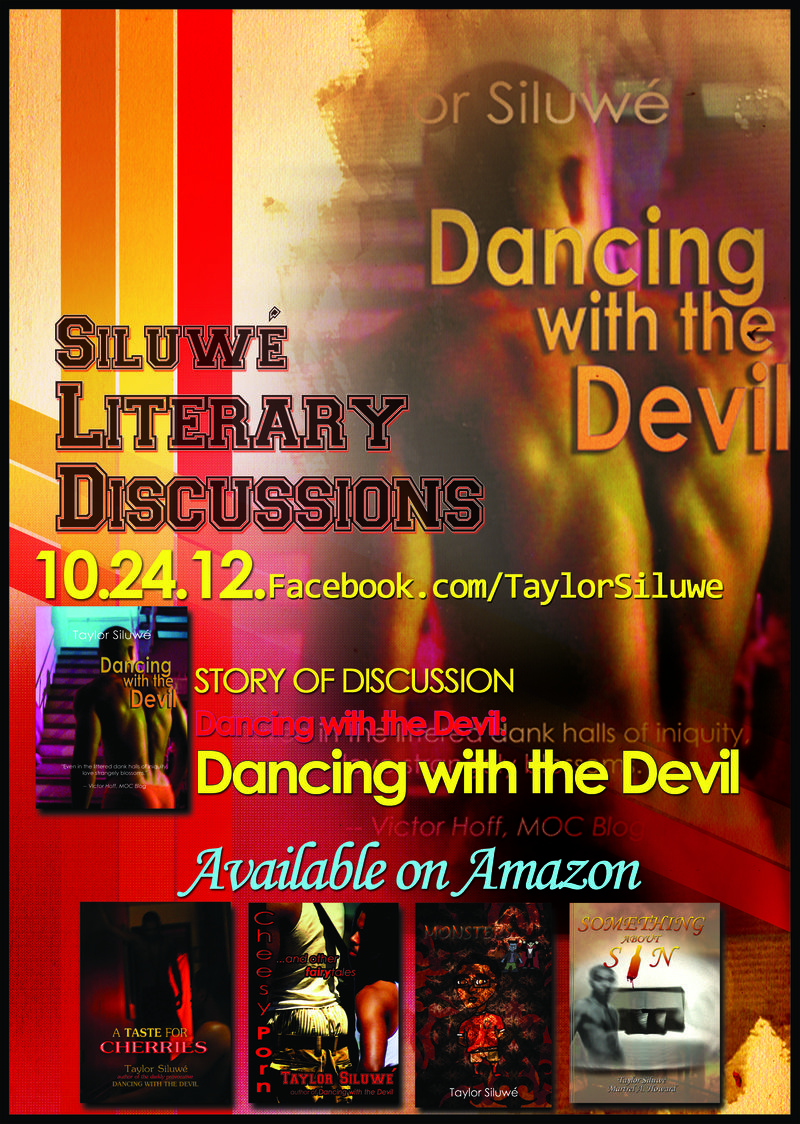 Dancing with the Devil Flyer